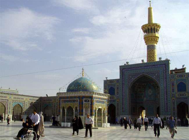 سقاخانه ی صحن جمهوری اسلامی